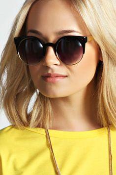 Codie cat eye sunglasses