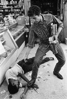 Robert De Niro as Travis Bickle. Steve Schapiro. Taxi Driver. TASCHEN Books (Jumbo)