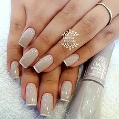 Great Ideas For Holiday Nails – Page 9251218973 – NaiLovely Tan Nails, Love Nails, Pretty Nails, Hair And Nails, Ambre Nails, Stylish Nails, Prom Nails, Creative Nails, Perfect Nails