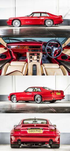 1989 Jaguar XJS Lister 7.0 600 HP