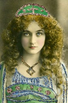 Maude Fealy, Stage Actress & Silent Movie Star (1883-1971)