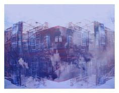 bryan willis thompson: digital architectural reconstructions