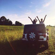 Life is good. Jeep Rubicon, Jeep Wrangler, My Dream Car, Dream Cars, Old Jeep, Jeep Jeep, Jeep Store, Ocean Township, Image Tumblr
