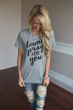Imma Pray For You – The Pulse Boutique