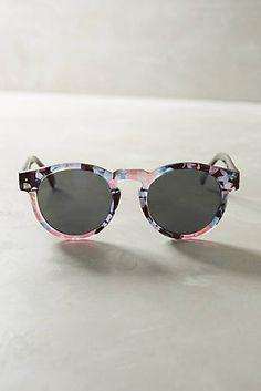 Komono Clement Floral Sunglasses