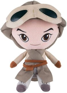 60bf34346c1 Complete your collection with Galactic Plushies  Star Wars - Rey. Perfect  for any Plush fan! Learn more about how to find all Funko Plush collectibles  here.