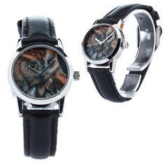 Petite ZIZ Watch Wristwatches, Beautiful Birds, Leather, Accessories, Collection, Fashion, Moda, Fashion Styles, Fashion Illustrations