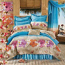 Croscill Fiji Comforter Set Comforter Sets Palm Trees