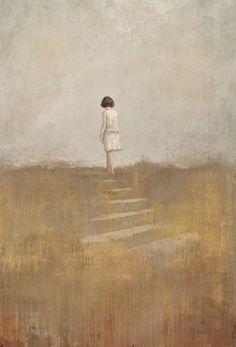 Federico Infante #bleaq #art #painting
