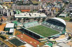 Estádio Walmir Campelo Bezerra - Gama (DF) - Capacidade: 20,3 mil - Clubes: Gama e Santa Maria