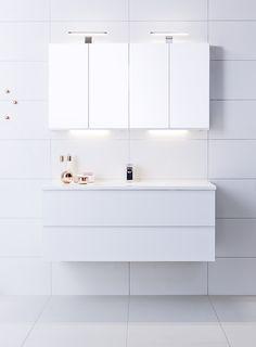 Kilen badeværelsemøbler, baderomsmøbler Vanity, Bathroom, Vanity Area, Bath Room, Lowboy, Dressing Tables, Bathrooms, Single Vanities, Bath