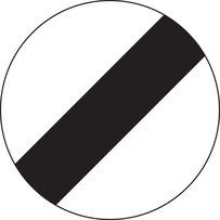 National speed limit applies British Road Signs, Yellow Road Signs, Driving Theory, Pedestrian Crossing, Speed Limit, Zebra Crossing