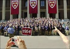 Reflections from my 25th Harvard Reunion (includes some books by Harvard authors)