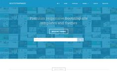 Bootstrapmade premium themes marketplace