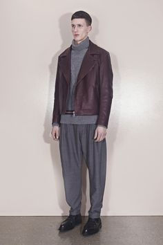 McQ Alexander McQueen Fall 2013 Menswear Collection Slideshow on Style.com