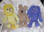2000 Free Amigurumi Patterns: Free crochet pattern: Flop-zees