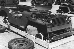 Engines of the Red Army in WW2 - Willys