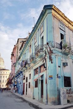 Colors of Havana Cuba Travel, Spain Travel, Beach Travel, Mexico Travel, Travel Around The World, Around The Worlds, Ohh Couture, Cuba Beaches, Zona Colonial