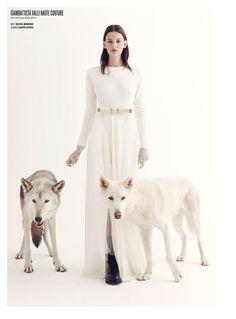 Amanda Murphy V Magazine - 100% Pure Couture