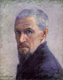 Gustave Caillebotte, Self Portrait, 1892