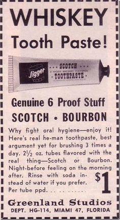 dental hygiene for he-men