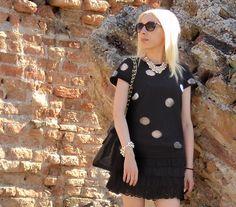 Read here about Pamela's Look. http://tr3ndygirl.com/tendenza-mesh-cut-out-alteregodress-modress/ #pamelasoluri #tr3ndygirl | SHOP ONLINE ON: www.alteregodresstore.com | MAIN SITE: www.alteregodress.com . . #fashionblogger #alteregodress #fashion #outfits