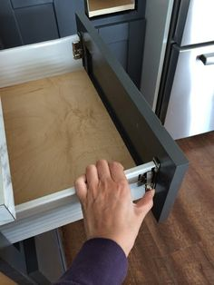 DIY Ultimate EASIEST Drawers! Full Tutorial by Anna White