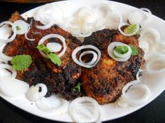 Recheado masala fish /  26 Traditional Indian Foods That Will Change Your Life Forever (via BuzzFeed)