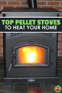 Most current Photo Pellet Stove fireplace Concepts Pellet cookers are an effortless way to economize and comfortable while in those people care-free cold months . Best Pellet Stove, Pellet Stove Inserts, Wood Pellet Stoves, Pellet Fireplace, Gas Fireplaces, Rv Wood Stove, Wood Burning Stove Corner, Camper Stove, Wood Pellets