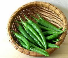 How To Keep Green Chilies Fresh For Long