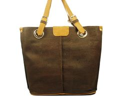Portofino Cork Purse, Vegan Purse