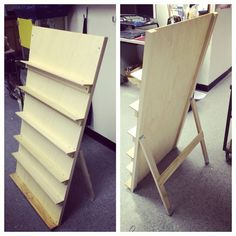 Image result for display stand for wood signs
