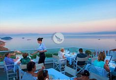 Agnanti Restaurant bar Glossa village Skopelos island Greece
