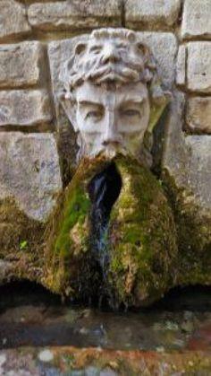Excursie de o zi in Balcic Bulgaria - Trivo. Garden Sculpture, Lion Sculpture, Bulgaria, Statue, Outdoor Decor, Art, Art Background, Kunst, Performing Arts