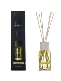 Millefiori Milano - NATURAL - Difuzér 100ml - Lemon Grass