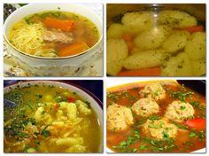 14 házias mennyei levesbetét recept! Ne hagyjátok ki!