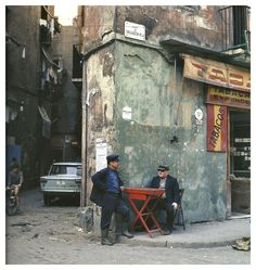 Barcelona 1969.Foto de Toni Catany,