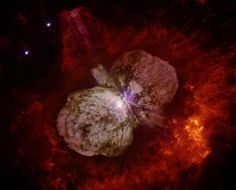 Ancient 'Great Eruption' Echoes Reach Astronomers