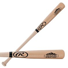 Adirondack Maple Wood Baseball Bat - This Adirondack series wood bat is designed for balance which enables maximum swing speed. It is crafted from Maple wood, which is preferred by over of MLB Players. Baseball Gear, Baseball Bats, Mlb Players, Basketball Hoop, Wood, Check, Kids, Crafts, Young Children
