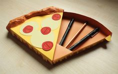 Looking for pizza box packaging designs inspiration? In this article you'll find 25 creative pizza packaging that will boost your creativity. Our packaging designs are Pizza Shigaraki, Domin… Craft Packaging, Food Packaging, Cute Birthday Gift, Diy Birthday, Pizza Box Design, Creative Pizza, Pizza Boxes, Paper Crafts Origami, Pencil Holder
