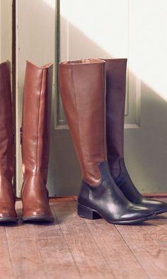Classic riding boots http://www.revolvechic.com/