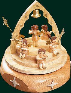 Richard Glaesser Music Box - Angel Concert