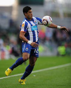 Givanildo Vieira de Souza (aka: Hulk) Brazilian professional footballer who plays as a striker/winger for Zenit St. Petersburg.