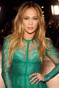 How to get Jennifer Lopez's orange lips: