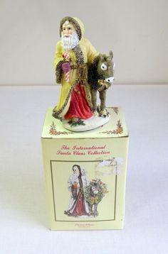The International Santa Claus Collection Samichlaus Switzerland,1993 ,SC09