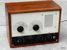 valve radio receiver - Google Search