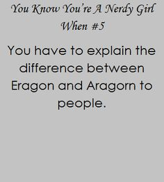 Eragon - last dragon rider Aragon - Also called Strider; Lord of the Rings character that helps Frodo get the ring to Mordor Geek Out, Nerd Geek, Inheritance Cycle, Nerd Girl Problems, Fandom Crossover, Book Nerd, Lotr, The Hobbit, Book Worms