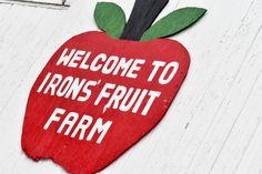 Irons' Fruit Farm in Lebanon