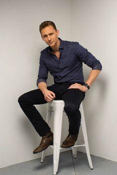 Tom Hiddleston. #TIFF Via Torrilla.