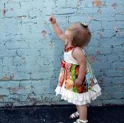 Sunshine Dress Bodice Pattern Pieces - via @Craftsy
